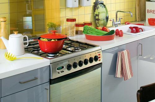 Wygodne gotowanie i łatwe wypieki